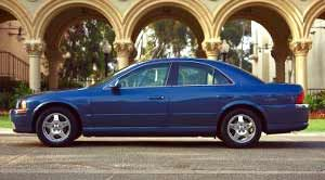 lincoln ls 8