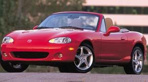mazda mx 5 miata 2001 fiche technique auto123. Black Bedroom Furniture Sets. Home Design Ideas