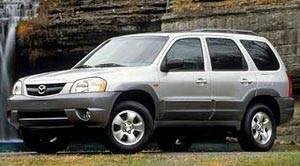 2001 mazda tribute | specifications - car specs | auto123