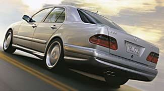 2001 Mercedes E-Class | Specifications - Car Specs | Auto123