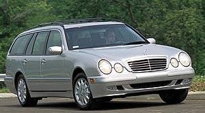 Mercedes E Class E320