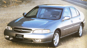 2001 Nissan Altima  Specifications  Car Specs  Auto123