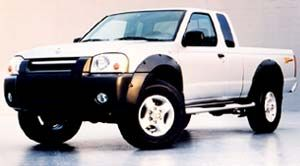 nissan frontier XE V6