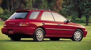 2001 subaru impreza wagon