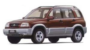 2001 suzuki grand vitara