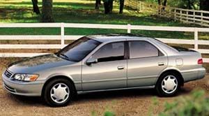 Toyota Camry Specifications Car Specs Auto - 2001 camry