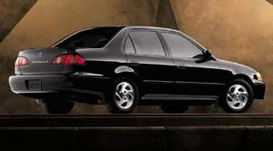 2001 Toyota Corolla Specifications Car Specs Auto123