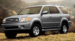 toyota sequoia Limited