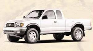2001 Toyota Tacoma PreRunner Xtra Cab 4x2
