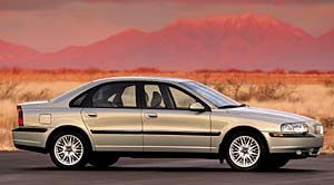 2001 Volvo S80 Specifications Car Specs Auto123