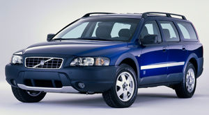 volvo v70 XC Cross Country