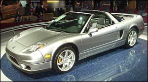 acura nsx Automatique