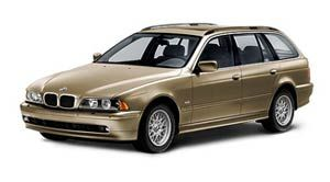 bmw 5-series 525iT