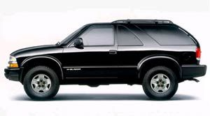 chevrolet blazer base