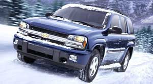 2002 Chevrolet Trailblazer Specifications Car Specs Auto123