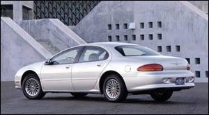 Chrysler concorde lxi 2002