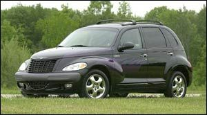 chrysler pt-cruiser Touring Edition
