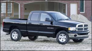 2002 dodge ram 1500 specifications
