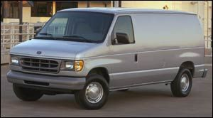 ford econoline E250 Super Duty