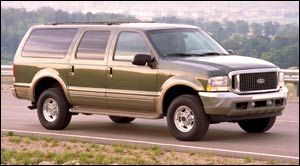 ford excursion Limited 4x4