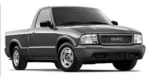 gmc sonoma SLS Empattement Long