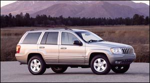 Lovely Jeep Grand Cherokee Laredo