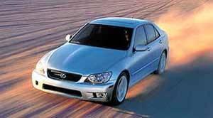 Lexus Is 300 Sedan Manual