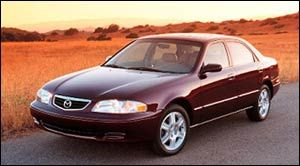 2002 Mazda 626 | Specifications - Car Specs | Auto123