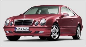 2002 Mercedes Clk Class Specifications Car Specs Auto123