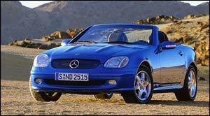 2002 Mercedes Slk Class Specifications Car Specs Auto123