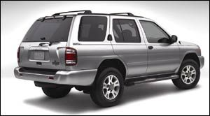 Good Nissan Pathfinder Chilkoot