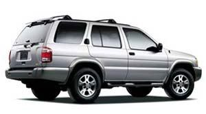 1999 nissan pathfinder oil capacity