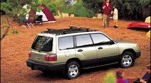 subaru forester S Limited