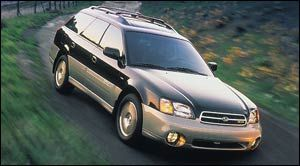 2002 Subaru Outback Specifications Car Specs Auto123