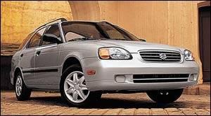 2002 Suzuki Esteem Specifications Car Specs Auto123