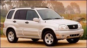 Suzuki vitara 2002
