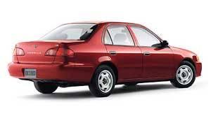 High Quality 2002 Toyota Corolla CE
