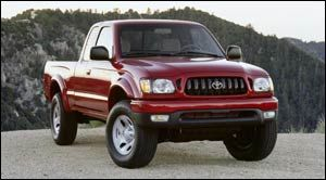 toyota tacoma Xtracab Prerunner