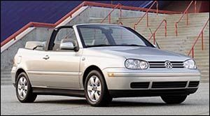 2002 Volkswagen Cabrio | Specifications - Car Specs | Auto123