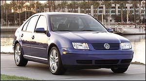 2002 Volkswagen Jetta | Specifications - Car Specs | Auto123