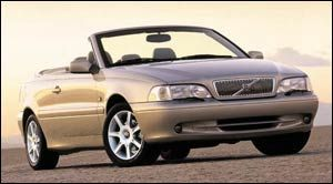 2002 Volvo C70 | Specifications - Car Specs | Auto123