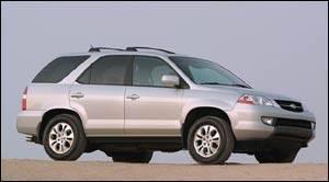 2003 Acura MDX  Specifications  Car Specs  Auto123