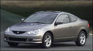 2003 acura rsx specifications car specs auto123