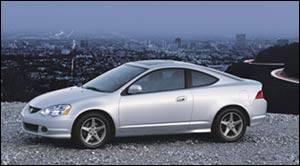 Acura Rsx Type S 2003