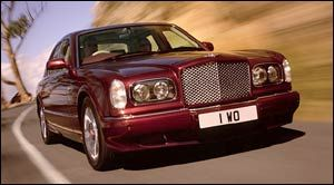 bentley arnage R 1