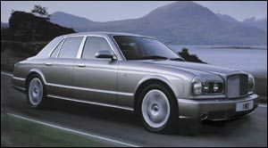 bentley arnage T 1