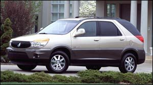 2003 buick rendezvous specifications car specs auto123 - Buick rendezvous interior dimensions ...