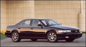 cadillac seville STS1