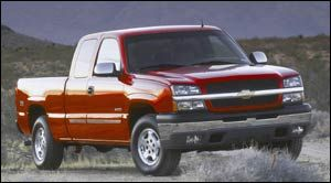 Silverado C1500 Regular Cab