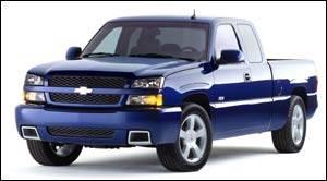 Chevrolet Silverado 2003 | Fiche technique | Auto123